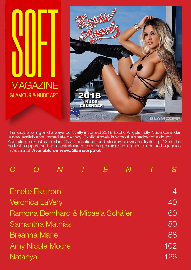 Soft Magazine – January 2018 – Veronica LaVery