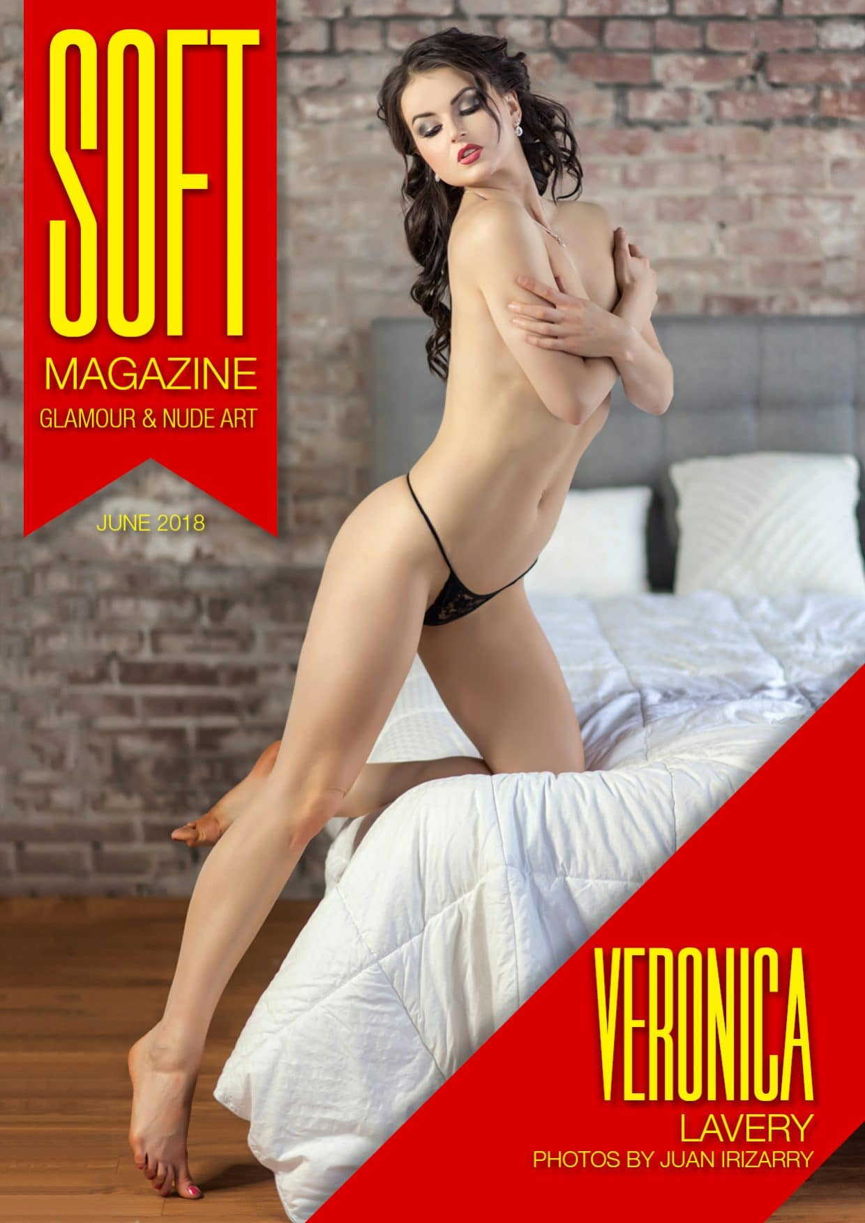 Soft Magazine – June 2018 – Veronica LaVery
