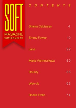 Soft Magazine – July 2018 – Rosita Frollo