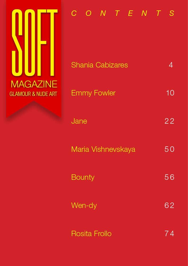 Soft Magazine – July 2018 – Rosita Frollo