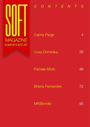 Soft Magazine - September 2018 - Carina Paige 1