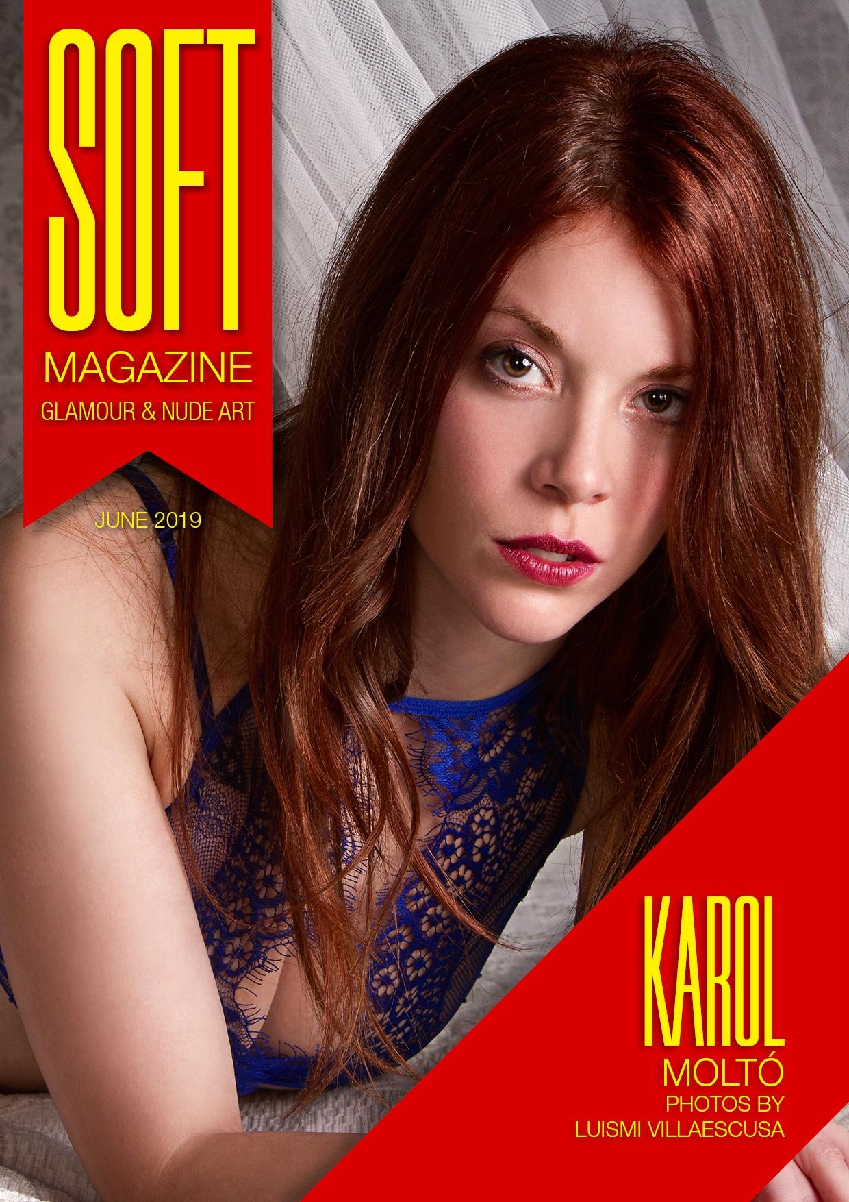 Soft Magazine – June 2019 – Karol Moltó