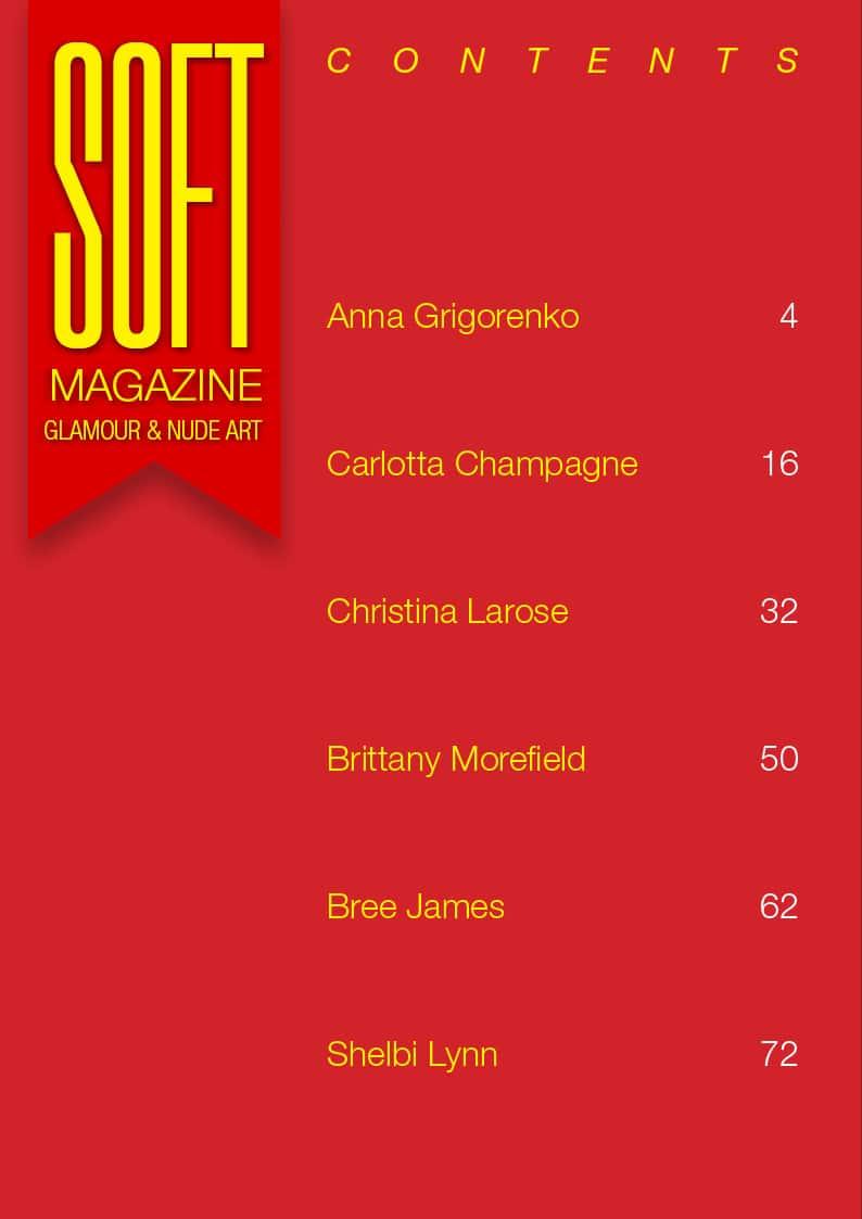 Soft Magazine – July 2019 – Shelbi Lynn