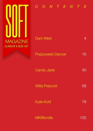 Soft Magazine – October 2019 – Candy Jade