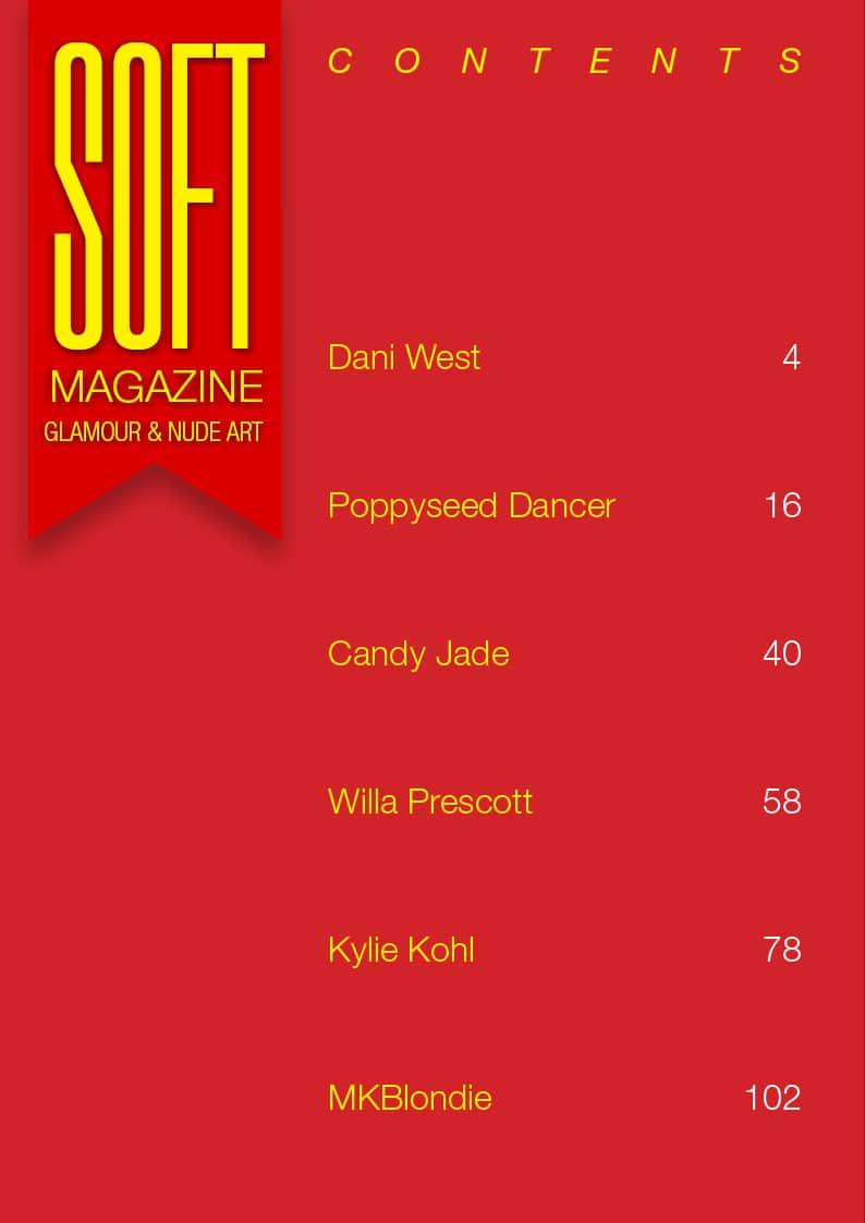 Soft Magazine – October 2019 – Candy Jade