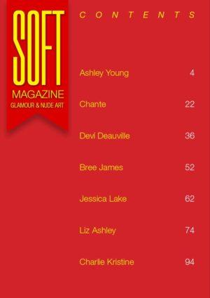 Soft Magazine – December 2019 – Liz Ashley