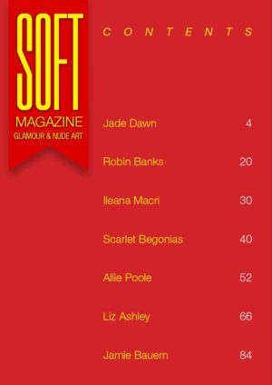 Soft Magazine – February 2020 – Jade Dawn