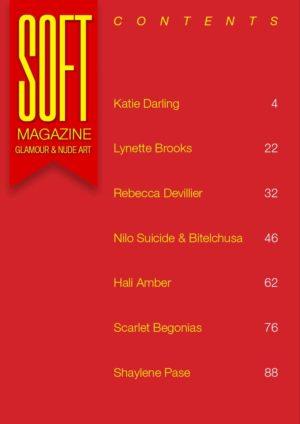 Soft Magazine – March 2020 – Rebecca Devillier
