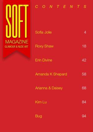 Soft Magazine – April 2020 – Kim Lu